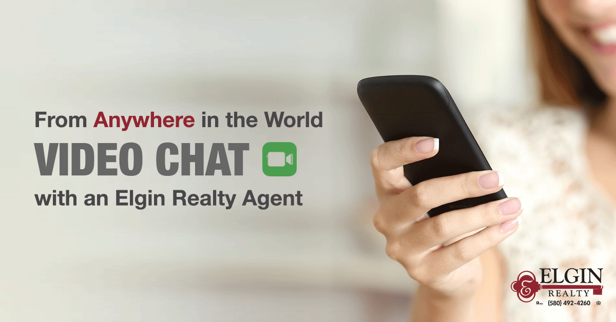 Video Chat Elgin Realty